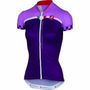 Castelli Duello Short Sleeve Cycling Jersey - Women's