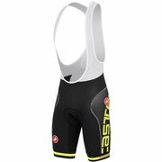 Castelli Free Aero Race Printed Version Cycling Bib Short - Men's