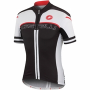 Castelli Free AR 4.0 Full Zip Short Sleeve Cycling Jersey - Men's
