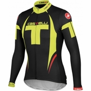 Castelli Free FZ Long Sleeve Cycling Jersey - Men's