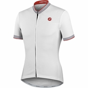 Castelli GPM FZ Short Sleeve Cycling Jersey - Men's