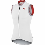 Castelli GPM FZ Sleeveless Cycling Jersey - Men's