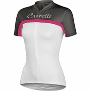 Castelli Promessa Short Sleeve Cycling Jersey - Women's