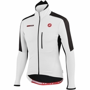 Castelli Trasparente Due Wind Full Zip Long Sleeve Cycling Jersey - Men's