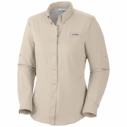 Columbia PFG Tamiami II Long Sleeve Button Up Shirt - Women's