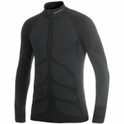 Craft proWARM Zip Mock Neck Long Sleeve Base Layer - Men's