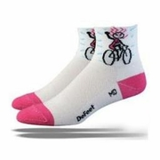 DeFeet Women's AirEator Sock