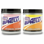 Gu Energy Labs 14 Serving Recovery Brew Drink Mix