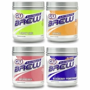 Gu Energy Labs 35 Serving Electrolyte Brew Drink Mix