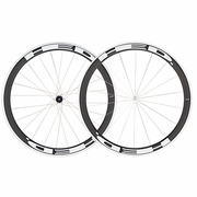 HED Jet 4 Flamme Rouge Clincher Bicycle Wheelset