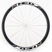 HED Jet 4 Flamme Rouge Front Clincher Wheel
