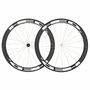 HED Stinger 5 Flamme Rouge Carbon Tubular Bicycle Wheelset