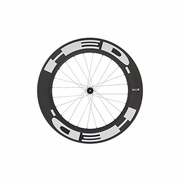 HED Stinger 9 Flamme Rouge Carbon Tubular Rear Bicycle Wheel