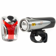 Light and Motion 550 Commuter Combo Bicycle Light Set