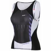 Louis Garneau Elite Lazer Tek Sleeveless Triathlon Top - Women's