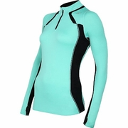 Mizuno Breath Thermo 1/2 Zip Running Top - Women's