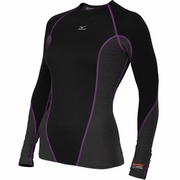 Mizuno Breath Thermo Stretch Running Top - Women's