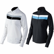 Moving Comfort No Chill 1/2 Zip LS Cycling Jersey - Women's