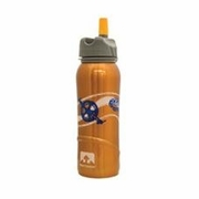 Nathan Steel 700ml Flip Straw Bottle