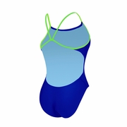 Nike Big Swoosh Cut-Out Tank Swimsuit - Female