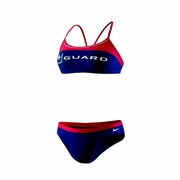 Nike Guard Sport Top 2-Piece Swimsuit - Women's