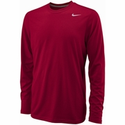 Nike Legend Long Sleeve Poly Technical Shirt - Men's