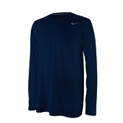 Nike Legend Poly Long Sleeve Workout Shirt - Men's
