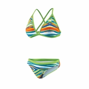 Nike Rio Geo Halter 2 Piece Swimsuit - Women's