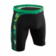 Nike Tech Camo Swim Jammer - Men's