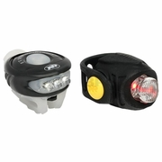 NiteRider Lightning Bug 3.0 Combo Bicycle Light Set