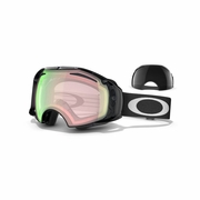 Oakley Airbrake Asian Fit Snow Goggle - Jet Black Frame