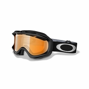 Oakley Ambush Asian Fit Snow Goggle - Jet Black Frame