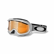 Oakley Ambush Snow Goggle - Polished White Frame