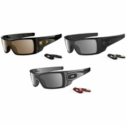 Oakley Batwolf Polarized Sunglasses - Men's
