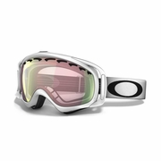 Oakley Crowbar Asian Fit Snow Goggle - Matte White Frame