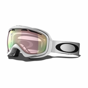 Oakley Elevate Asian Fit Snow Goggle - Polished White Frame