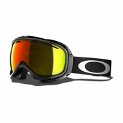 Oakley Elevate Snow Goggle - Jet Black Frame