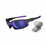 Oakley Infinite Hero Split Jacket Sunglasses - Men's