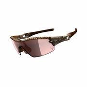 Oakley King's Camo Signature Series Radar Pitch Sunglasses - Men's