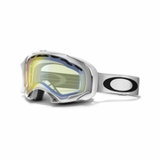 Oakley Splice Snow Goggle - Polished White Frame