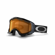 Oakley Twisted Snow Goggle - Jet Black Frame