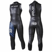 Orca S3 Sleeveless Triathlon Wetsuit - Men's
