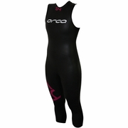 Orca S4 Sleeveless Triathlon Wetsuit - Women's