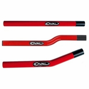 Oval Concepts A900 Carbon Aerobar Extensions - Red