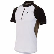Pearl Izumi Ultra Inside-Out Zip Short Sleeve Running Shirt - Men's