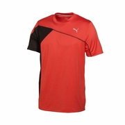 Puma Colorblock Training Running Shirt - Men's