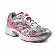 Saucony Cohesion 4 LTT Little Kid Running Shoe - Girl's - Medium Width