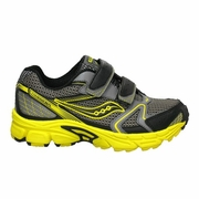 Saucony Cohesion 5 H&L Little Kid Running Shoe - Boy's - Wide Width