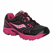 Saucony Cohesion 5 LTT Little Kid Running Shoe - Girl's - Wide Width