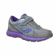 Saucony Crossfire A/C Big Kid Running Shoe - Girl's - Wide Width